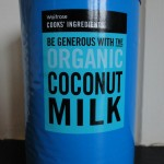 Waitrose Organic Coconut Milk Tin