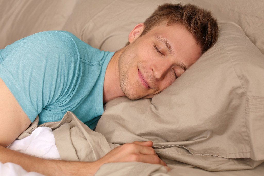 how to use food to sleep better